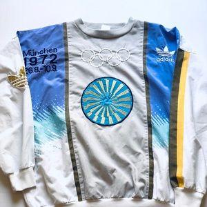 Vintage Adidas Originals 1972 Olympic Sweatshirt